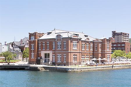 門司港レトロ地区 旧門司税関
